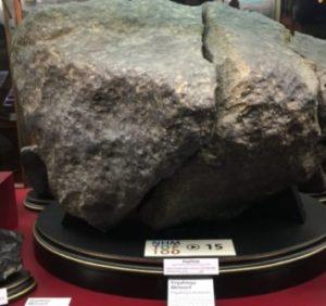 Перлиною природничого музею у Відні є унікальний метеорит із Закарпаття (фото)
