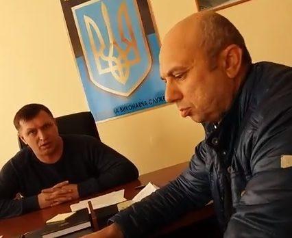 """Закарпатські журналісти зацікавилися долею """"шарового"""" конфіскату (відео)"""