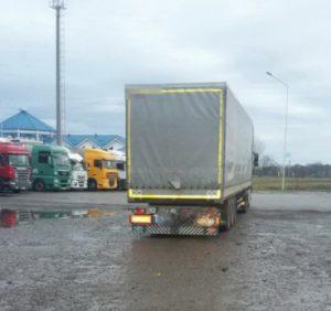 На Ужгородщині водій вантажівки наїхав на працівника митного терміналу – потерпілий помер