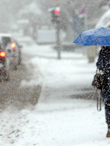 На Закарпаття насувається зима