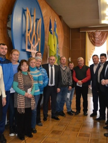 Відзначено кращих спортсменів Тячівського району (ФОТО)