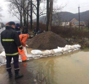 У Латориці й Боржаві рівень води досяг історичного максимуму катастрофічного паводка 2001 року