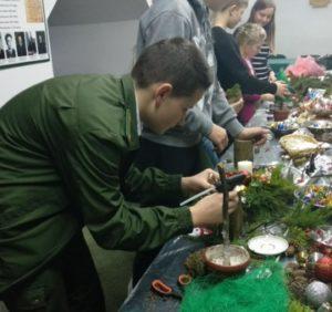 Ужгородські діти представили новорічні композиції (ВІДЕО)