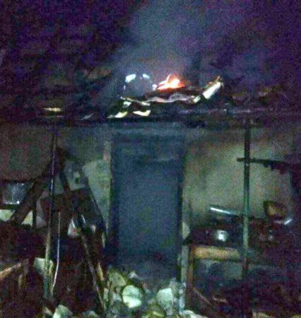 Тячівський район: на пожежі виявлено тіло літньої жінки