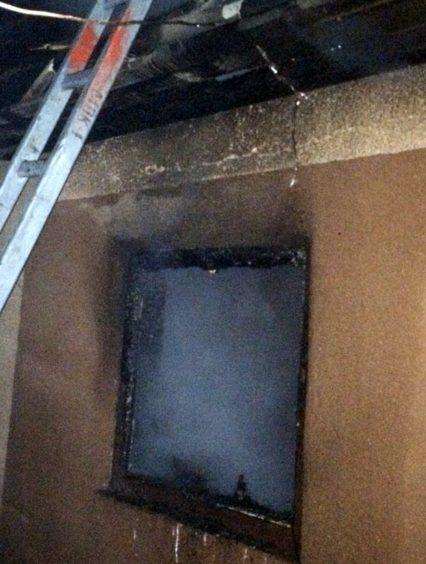 На пожежі виявлено тіло закарпатця