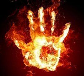 В Берегові під час пожежі у житловому будинку загинула людина