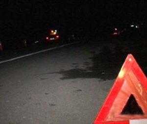 Правоохоронець збив насмерть пішохода на трасі Київ-Чоп