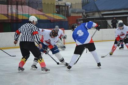 Хокей. У Чемпіонаті Закарпаття стартує новий сезон