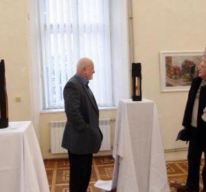 В Ужгороді експонують твори угорських митців