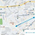 До уваги водіїв Ужгорода: роботи на вулиці Корятовича