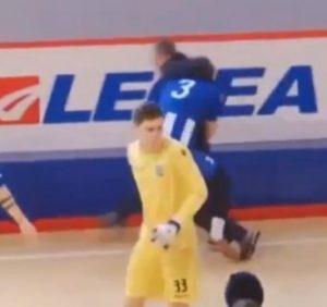 На футбольному турнірі в Ужгороді трапилась масова бійка