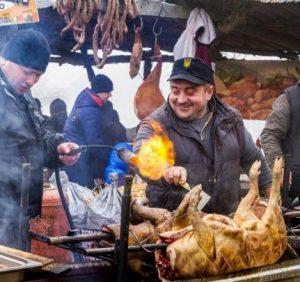 У суботу на Закарпатті відбудеться гастрономічний фестиваль-конкурс гентешів