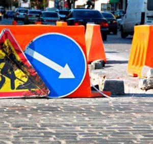 До уваги водіїв Ужгорода: перериватимуть рух на вулиці Шумній