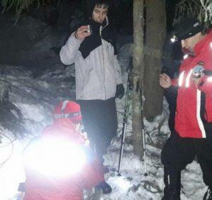 На Рахівщині рятувальники відшукали трьох заблукалих чеських туристів (Фото)