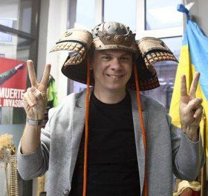 До Ужгорода завітає відомий мандрівник Дмитро Комаров