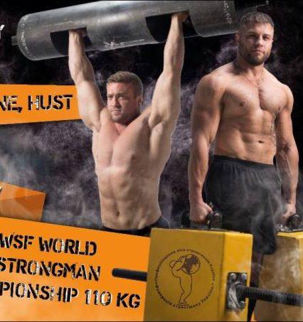 """Хуст збирає найсильніших людей світу на чемпіонат """"World Strongman Championship 110 kg"""""""