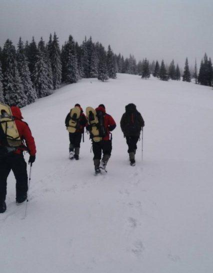 На Рахівщині рятувальники відшукали в горах трьох заблукалих туристів (ВІДЕО)
