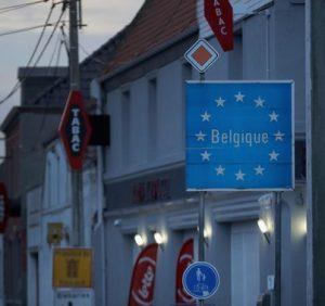 Бельгия и Нидерланды изменили границу