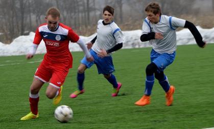 Визначилися учасники Зимового чемпіонату Закарпаття з футболу