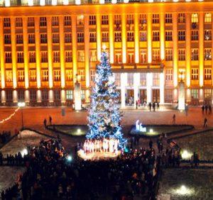Ужгород запрошує на Міжнародне свято вина та традиційної закарпатської коляди
