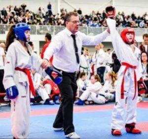 Юна ужгородка здобула перемогу на змаганнях з тхеквондо в Нідерландах (ВІДЕО)