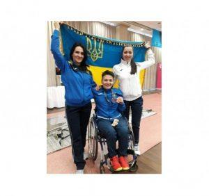 Ужгородська фехтувальниця здобула бронзу Кубка світу