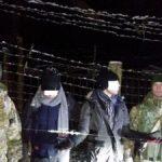 Двох нелегальних мігрантів із Сирії затримали прикордонники поблизу Ужгорода