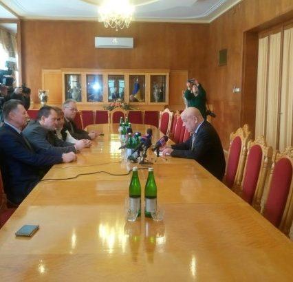 Спробу підпалити офіс «Товариства угорської культури Закарпаття» здійснили праворадикали однієї з країн Євросоюзу