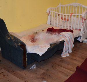 Шокуюче вбивство дитини на Мукачівщині. Поліція з'ясовує обставини (ФОТО, ВІДЕО)