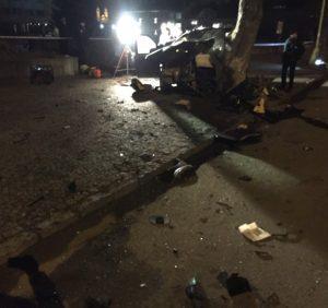 Офіційно про фатальну ДТП в Ужгороді: троє загиблих, один – в реанімації