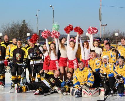 Ужгород вже втретє прийматиме міжнародний турнір з хокею