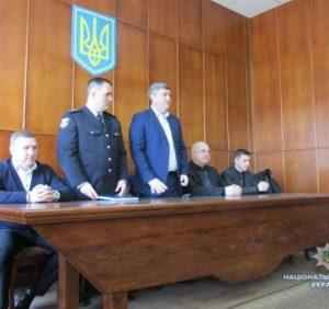 В Ужгородському та Іршавському районах – нові очільники поліції