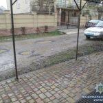 Поліція встановлює всі обставини стрілянини на вулиці Орлая в Ужгороді
