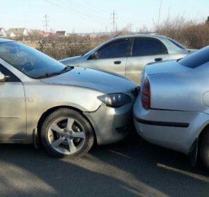 Поліція затримала трьох нетверезих водіїв, один з яких спричинив ДТП