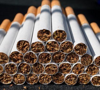 На Закарпатті та Буковині виявлено понад 60 ящиків сигарет
