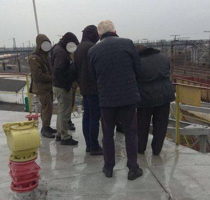 У Чопі начальника депо прокуратура викрила на розкраданні дизпалива (ФОТО)