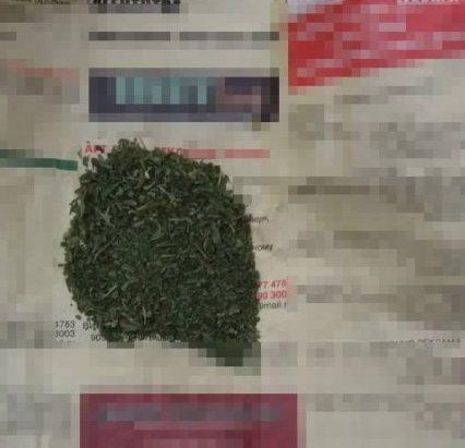 У Мукачеві поліція спіймала берегівчанина з наркотиками (ФОТО)