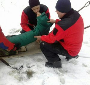 Упродовж доби в Карпатах рятувальники надавали допомогу травмованим та заблукалим туристам