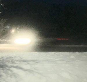 Ситуація на перевалах Закарпаття: сніжить та ожеледиця (ФОТО)