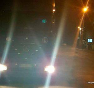 Закарпатська поліція затримала за вихідні п'ятьох нетверезих водіїв, серед них був й іноземець