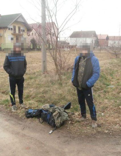 За добу закарпатські поліцейські розкрили 8 крадіжок