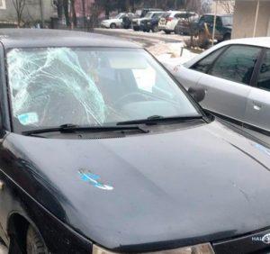 На Закарпатті поліція розшукала жінку-водія, яка насмерть збила людину та втекла з місця події