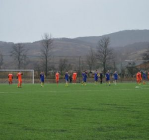 Футбол: Стартувала Зимова першість Берегівського району