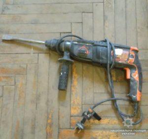 Закарпатець викрав у односельця електроінструменти