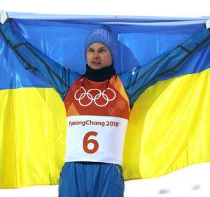 Александр Абраменко принес первое золото для Украины на Зимних олимпийских играх в Пхенчхане