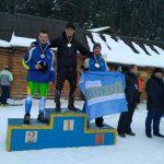 Закарпатські гірськолижники зуміли показати хороші результати й посіли призові місця