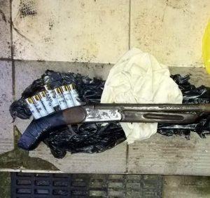 Іршавські дільничні вилучили обріз мисливської зброї (ФОТО)