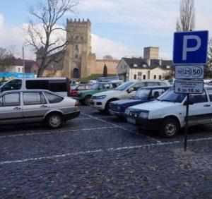 Паркування автомобілів в Ужгороді стане платним (ВІДЕО)