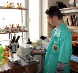 Закарпатський відділ з питань експертиз та досліджень ДФС дослідив зразків на суму понад 35,7 млн грн