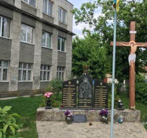 У столичному виші розповідять про закарпатського майора-розвідника 128 бригади Віталія Постолакі